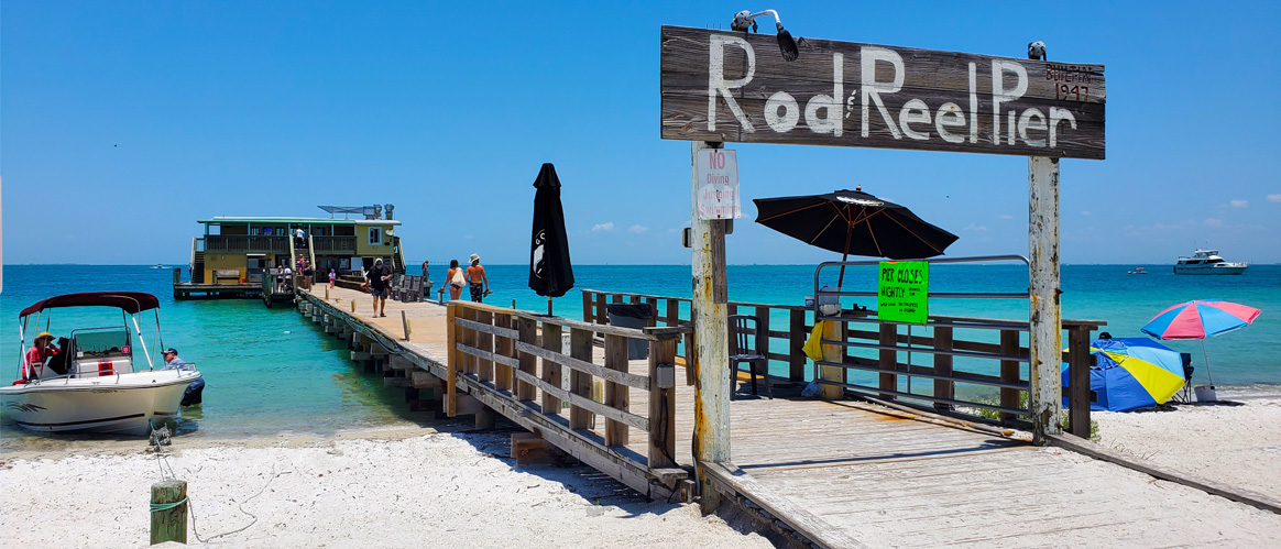 The Rod and Reel Pier