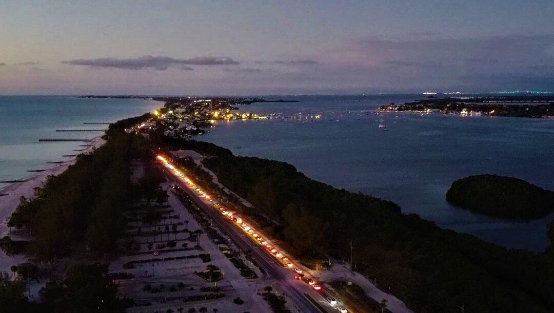 Night Life on Anna Maria Island